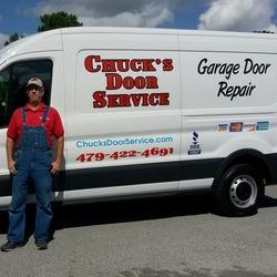 Chucks Door Service