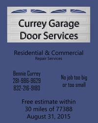 Currey Garage Door Services