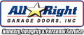 All Right Garage Doors, Inc.