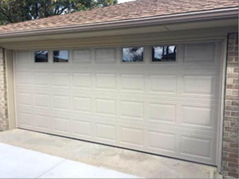 Yes Doors Serving Garland Texas Garage Door Repair & Yes Doors u0026 Red_Door